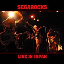 Sega Rocks Live in Japan Game Soundtrack CD + DVD