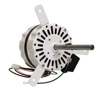 - Loren Cook Vent Fan Motor 1/4 hp 1625 RPM 2 Speed 115V # 615058A