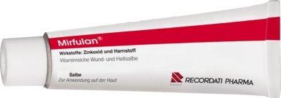 Mirfulan Wund- und Heilsalbe, 10X100 g