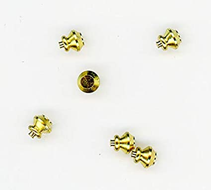 1:12 SCALE DOLLHOUSE MINIATURE BRASS HOUSE NUMBERS 5 PIECES METAL