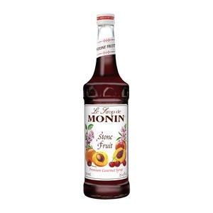 Monin Stone Fruit Syrup by Monin