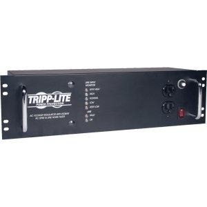 Tripp Lite 2400W Rack Mount Line Conditioner - Surge, EMI / RFI, Over Voltage, Brownout protection - NEMA 5-15R - 110 V AC Input - 2.40 kVA - 2.40 kW - 3U - LCR2400 (Lite Tripp Line Conditioner)