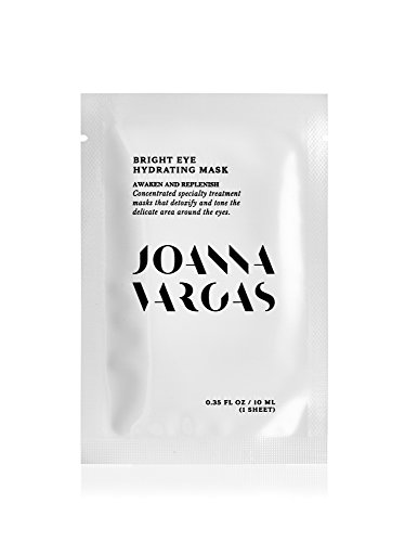 Bright Eye Hydrating Mask - Concentrated Specialty Eye Mask With Eyeliss to Reduce Puffy Eyes And For Bags Under Eyes