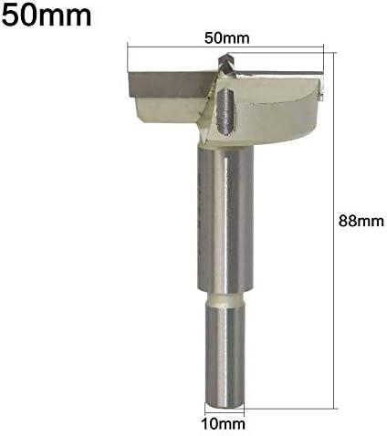 32mm M/èches bois HSS fraise bois carbure linstallation de portes sph/ériques bois vous aide rapidement pour faire des trous propres /à fond plat dans le bois tiroirs