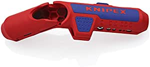 KNIPEX 16 95 02 SB ErgoStrip Universal Stripping Tool 135 mm (Blister Packed)