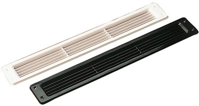 Sea Dog 3372101 Louvered Vent White ()