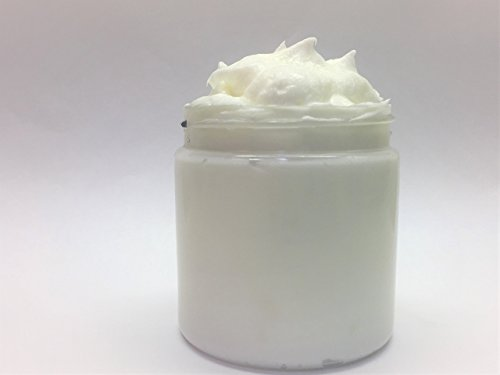 Pink Sugar Type Whipped Body Butter, Goat Milk, Shea, Cocoa Butter With Vitamin C, Handmade, 8 (Aquolina Body)