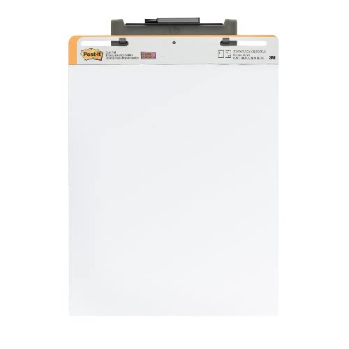 2-Pack 15 x 3-1//4 x 1-1//4-Inches Post-it Wall Easel Smoke Grey