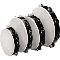 Remo Melinex Tambourine (Double Jingle; 8 inches) -  TA-5208-ML