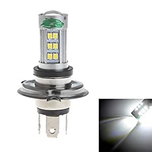 Zweihnder H415W 1400lm 6000–6500K 27x SMD 2835LED lámpara de luz blanca para coche luz de niebla (12–24V, 1pieza)