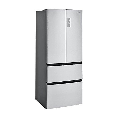 Haier ft. Door Freezer/Refrigerator, Stainless