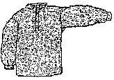 1800s Western or Civil War Era 3 Button Shirt Pattern (Size- XL-XXL 18-19.5