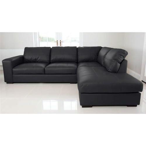Leather Sofa Suites Uk: Corner Suites Sofas: Amazon.co.uk