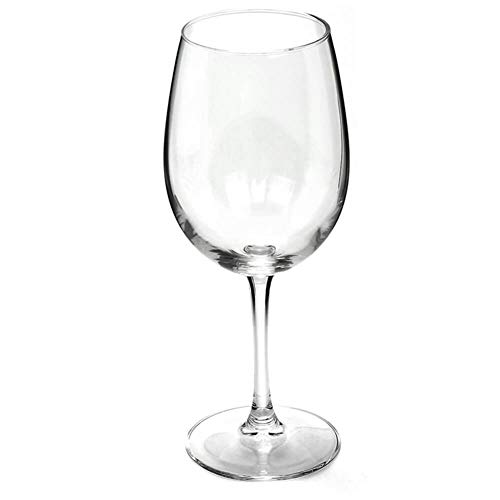 Luminarc Wine Champagne Glasses, Pack of 12 (12oz / - Glass Martini Luminarc