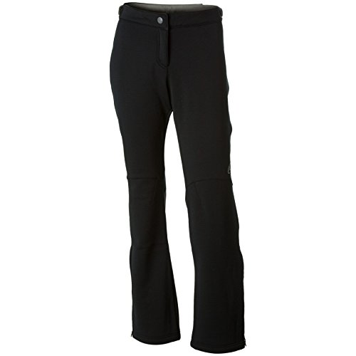 Beacon Snowboard - Cloudveil Beacon Women's Snow Pant Ski Snowboard - Black- Medium