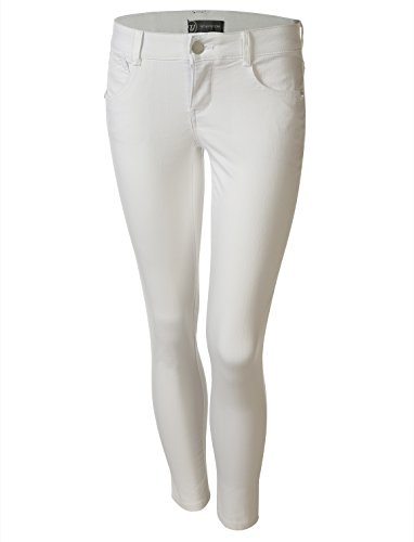 Wisdom Lightweight Stretch Skinny Jeans
