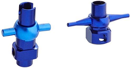 Lower Rotor Head - E-flite  Aluminum Lower Rotor Head Set: BCX/2/3