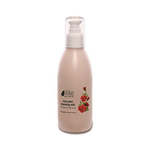 ilike rose petal cleansing milk - 8.4 fl oz