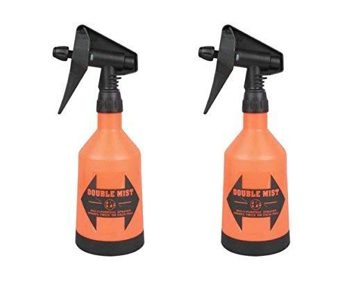RJ matthews Set of 2 Agri-Pro 1 Liter Double Mist Sprayer Bundled by Maven Gifts