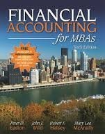 (Financial Accounting for MBAs, 6th Edition)