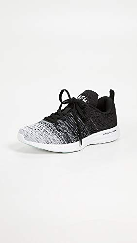 Heather Grey Men's Pro Labs APL Techloom White Black Running Athletic Sneakers Propulsion qAnpwvfwz