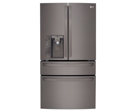LG Diamond Collection 22.7 Cubic Feet Counter Depth French Door Refrigerator
