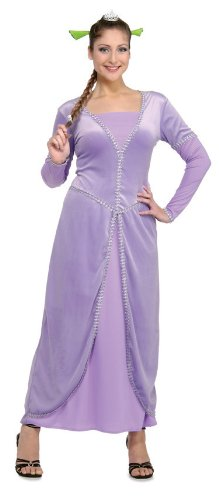Shrek Princess Fiona, Plus Size -
