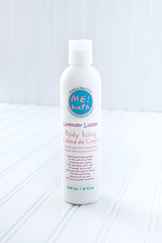 (ME! Bath Body Icing - Lavender Lullaby - 8 fl oz)