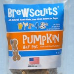 Pumpkin Beer Grain Treats For Sale