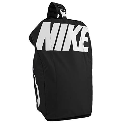 7a9eb63ac50 Nike Alpha Adapt Crossbody Medium Duffel Bag Black Black White ...