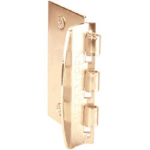 NATIONAL SPECTRUM BRANDS HHI 15267 BRS Steel Private Door Lock Standard Plumbing Supply