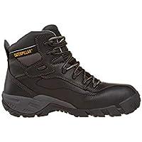 Caterpillar Men's Nitrogen Composite-Toe Work Boots