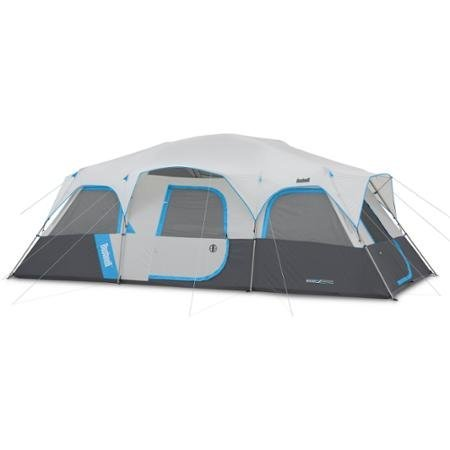 Bushnell Sport Series 20' x 10' Cabin Tent, Sleeps 12 by Bushnell