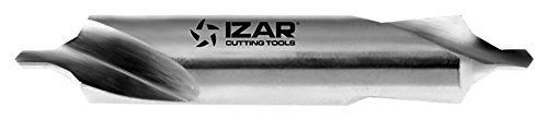 Izar f/ür Metall HSS din333b 40175/Zentrierbohrer 01,25/X 07,10/mm