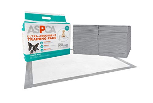 ASPCA AS62930 Dog Training Pads, Pack of 100