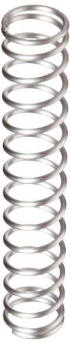 - Compression Spring, 302 Stainless Steel, Inch, 0.48