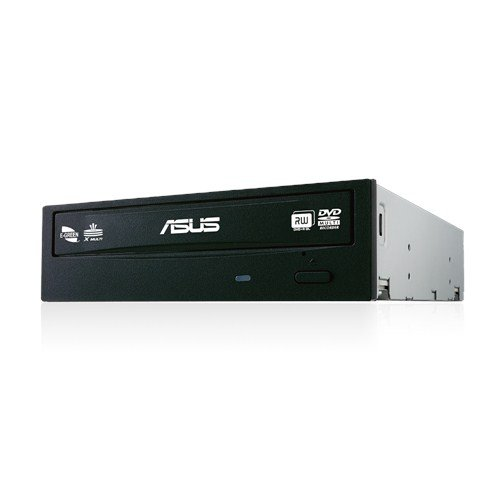 Asus 90DD01V0-B20010 DVD-RW DRW-24F1MT Retail E-Grün Silent schwarz