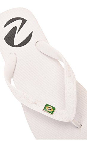 Sunshine Tongs Printemps Eté amp; Femme Blanc Zonkepai Collection 86UFxU