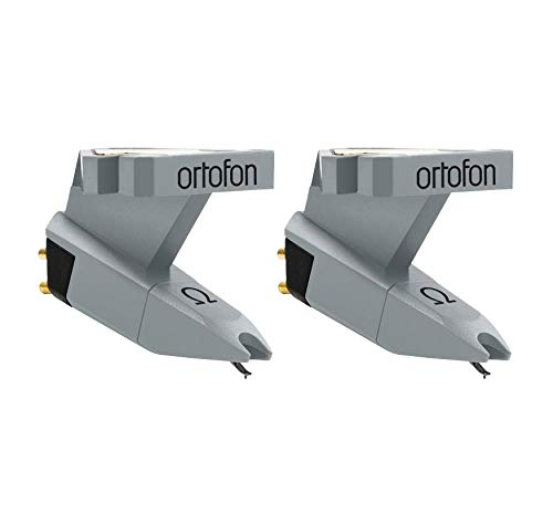 (2) Ortofon Omega Turntable Cartridges - Twin Set