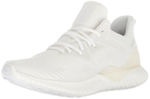 adidas Alphabounce Beyond m, Core Black/Neon-Dyed/White, 8 Medium US by adidas
