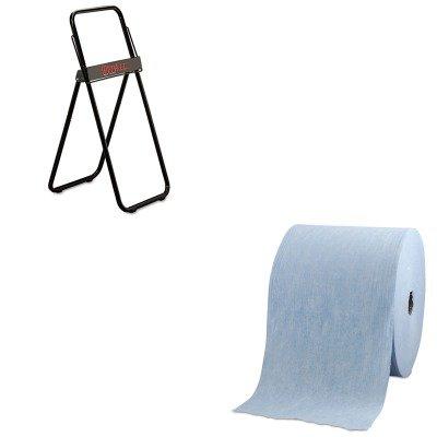 Jumbo Roll Wiper Dispenser - 9