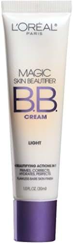 L'Oreal Paris Studio Secrets Magic BB Cream, Light, 1 Fluid Ounce