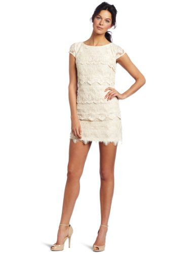 Dress Cream Lace Jax Women's Jax Women's 4xqXC6IHww