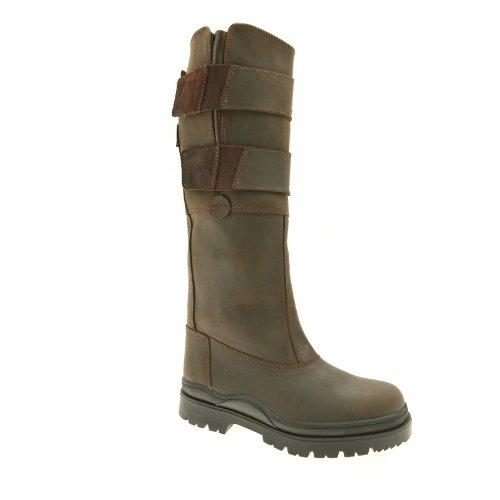 Tuffa Suffolk - Stivali, numero 36, colore: marrone