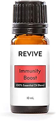 REVIVE Essential Oils - Immunity Boost 10 ml -100% Pure Therapeutic Grade, For Diffuser, Humidifier, Massage, Aromatherapy,