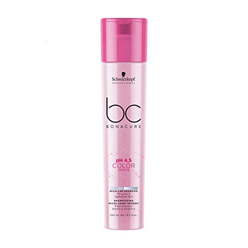 BC Bonacure COLOR FREEZE Silver Shampoo, 8.8-Ounce Bc Bonacure Color Save