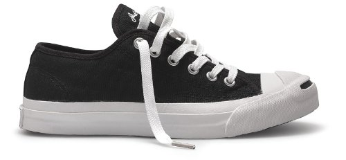 Purcell Converse Sneaker Jack Canvas - Converse Jack Purcell Canvas Low Top Sneaker Black