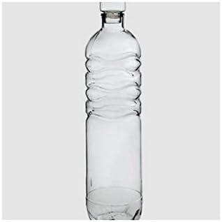 Seletti - Si-Bottle - Botella de cristal, 1,5 litros: Amazon.es: Hogar