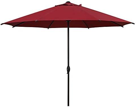 Abba Patio 11ft Patio Umbrella Outdoor Umbrella Patio Market Table Umbrella