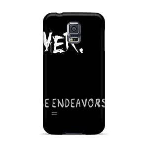 Shock Absorption Hard Phone Cases For Samsung Galaxy S5 (coz18953MKwF) Provide Private Custom Colorful Breaking Benjamin Skin
